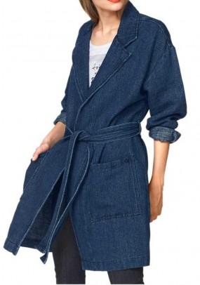 Pepe Jeans džinsinis paltukas