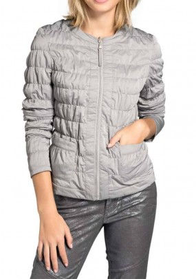 Reversible jacket, grey