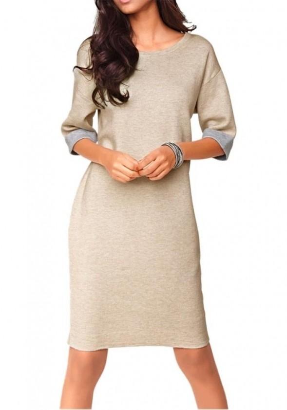 Suknelė su vilna. Liko 40/42 dydis