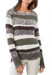 Šiltas megztinis su vilna ir mohera