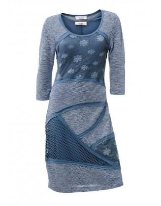 Originali melsva suknelė