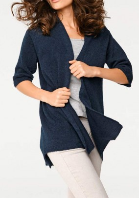Cardigan, midnight blue