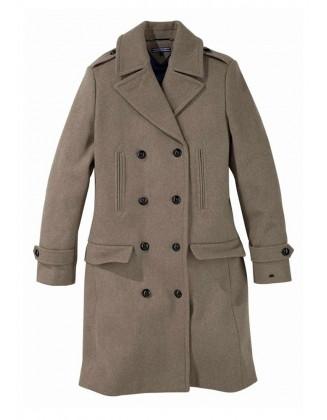 TOMMY HILFIGER vilnonis paltas