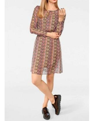 Romantiška marga suknelė