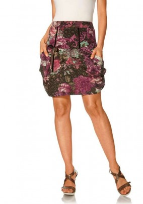 Margas romantiškas sijonas