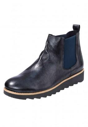 Mėlyni auliniai batai