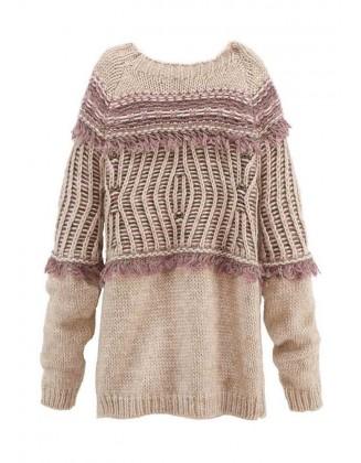 Originalus megztinis su vilna