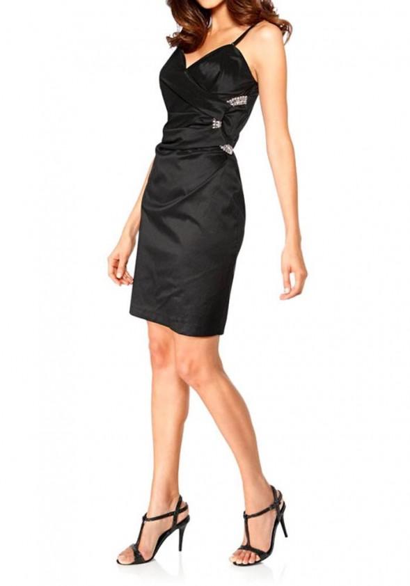Klasikinė kokteilinė suknelė