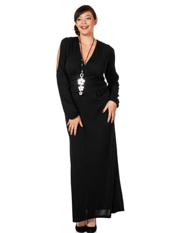 Ilga šventinė suknelė