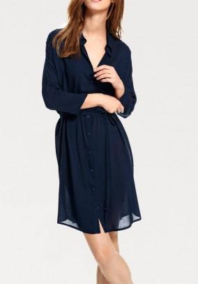 Marškinių stiliaus suknelė