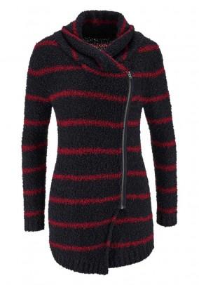 S. Oliver dryžuotas megztinis su vilna
