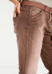 Rudi klasikiniai džinsai