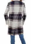 Languotas vilnonis paltas