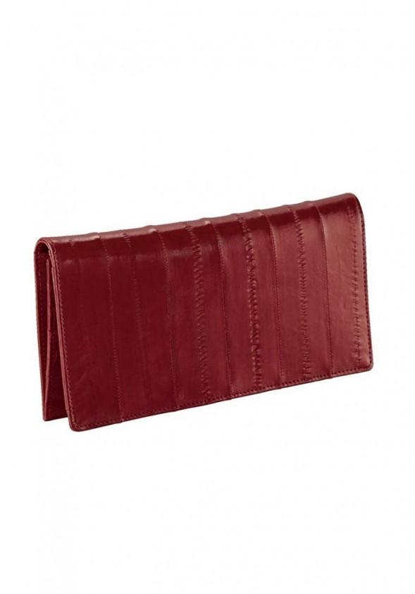 Raudona piniginė