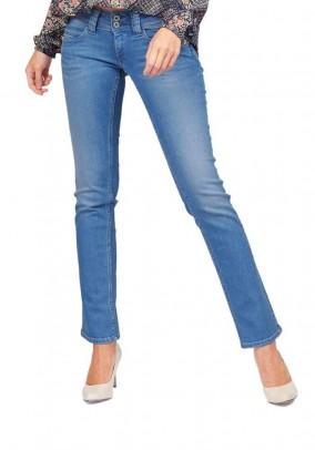 Pepe Jeans mėlyni džinsai