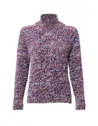 Margas žaismingas megztinis