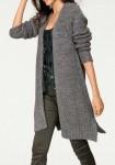 Šiltas ilgas megztinis su vilna