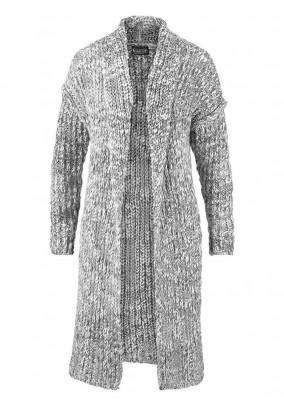 Itin ilgas megztinis - paltukas