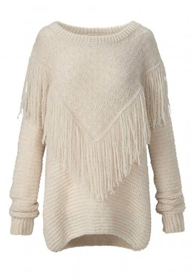 Uno piu Uno vilnonis megztinis