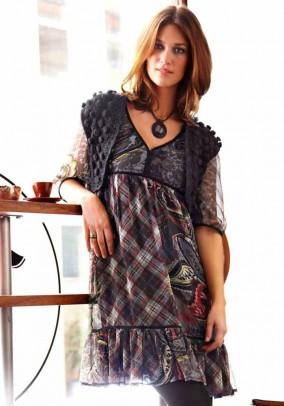 Retro stiliaus suknelė