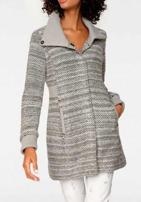 Short coat, grey