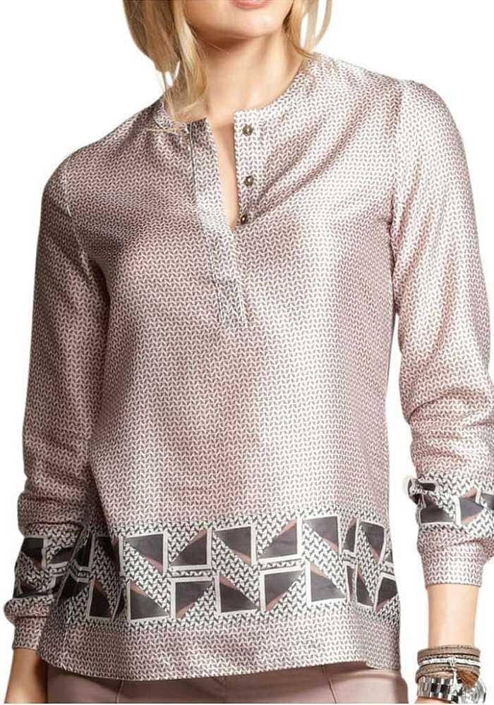 c004d97bacf5a Brand silk blouse