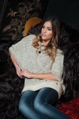 Itališkas megztinis. Liko S/M, L/XL