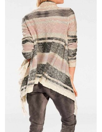 "Laisvo stiliaus megztinis ""Rose"""