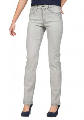 Women's jeans, light grey