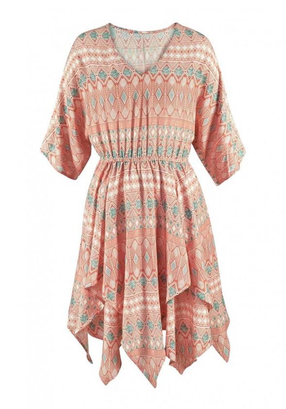 """Laisvalaikio suknelė """"Apricot"""""""
