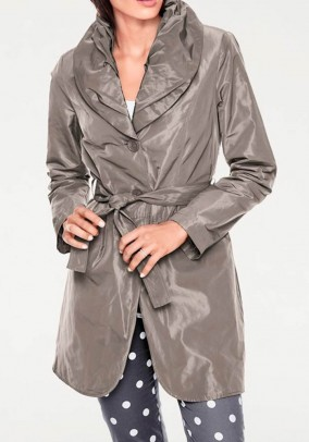 Trenchcoat, taupe