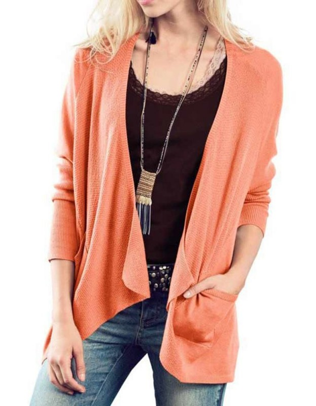 "Ryškus megztinis ""Apricot"""