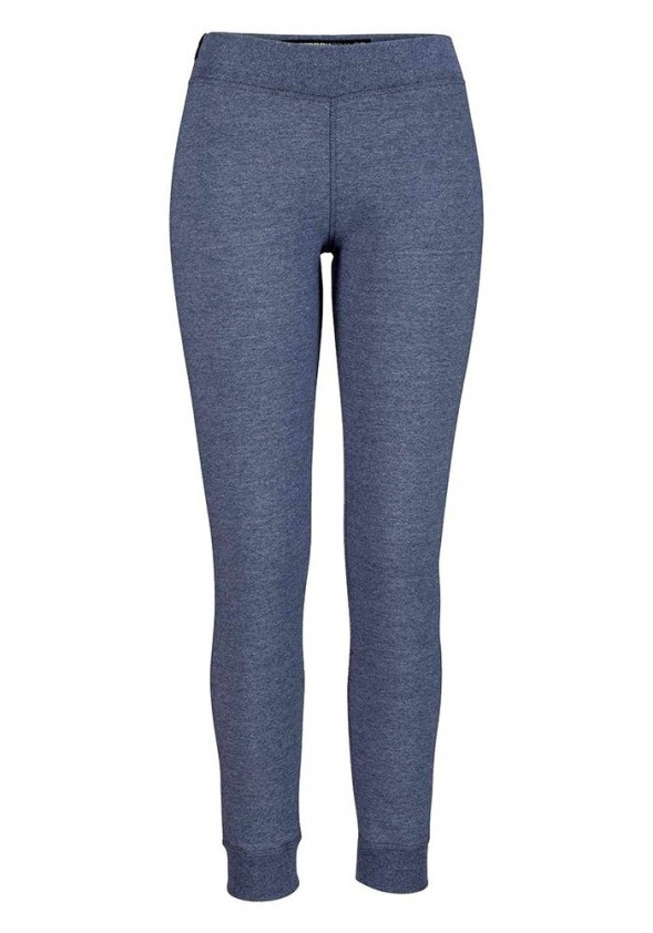 Women's jogging pants, blue