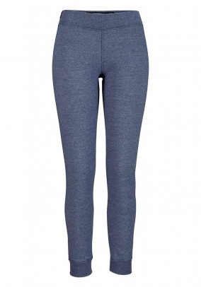 Women's jogging pants, blue