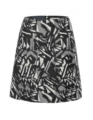 Trumpas margas sijonas