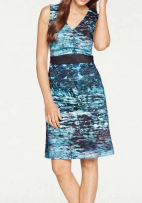 """Mėlyna suknelė """"Aqua"""""""