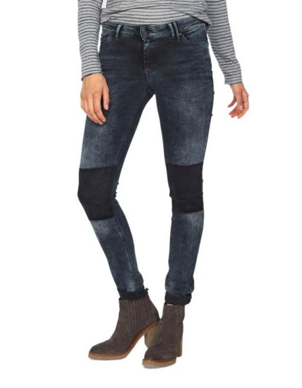 Marc O'Polo mėlyni džinsai