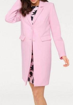 Rožinis paltukas – švarkas