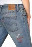 Dekoruoti LEVI'S džinsai