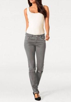Skinny jeans, grey