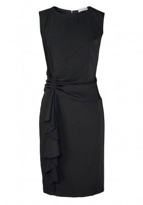 Guido Maria Kretschmer juoda suknelė