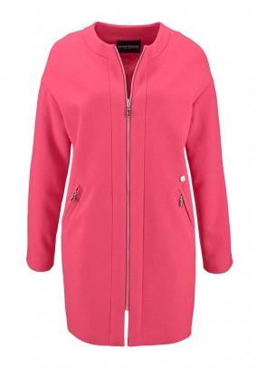 Bruno Banani rožinis paltas