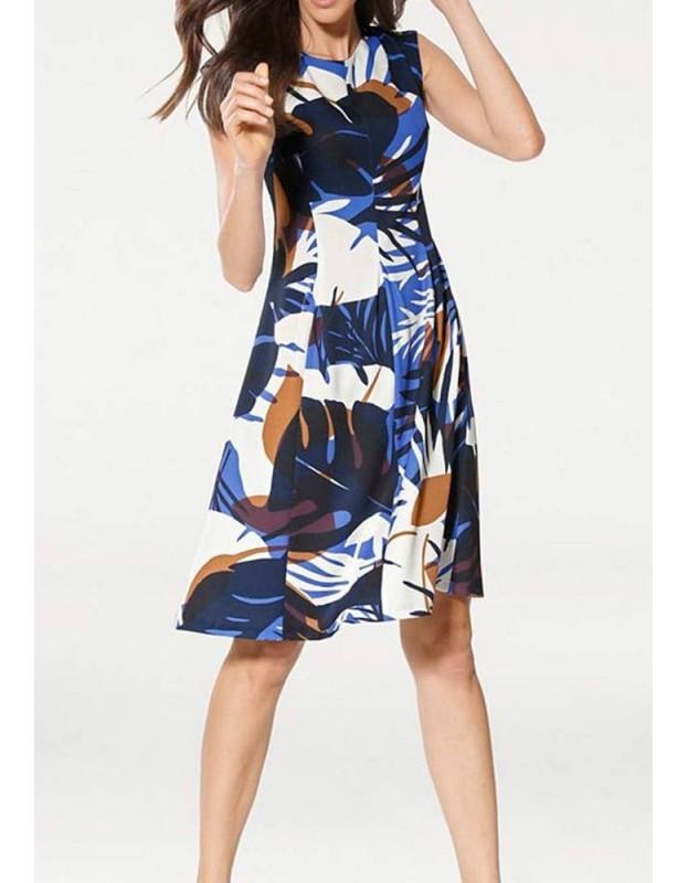 "Marga mėlyna suknelė ""Ashley"""