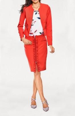 Suit, coral