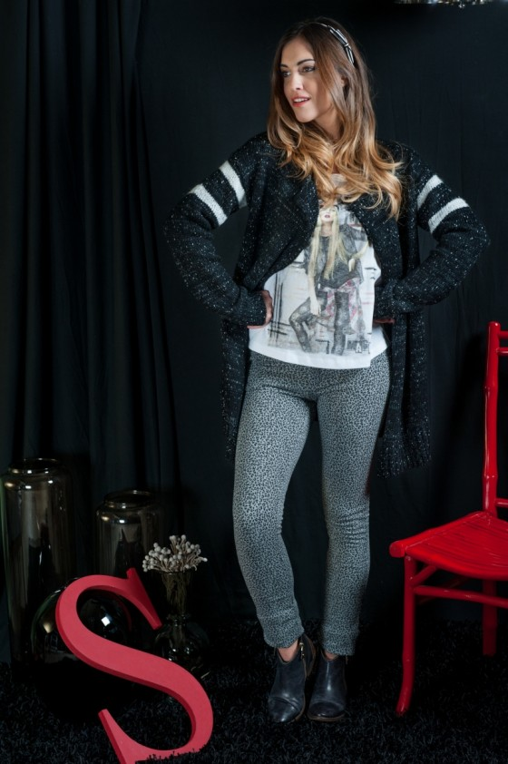 Itališkas megztinis, Liko XS dydis