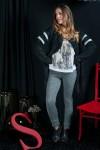 Itališkas megztinis, Liko XS ir M dydis