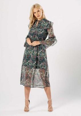 """Romantiška suknelė """"Mint"""". Liko 40 dydis"""