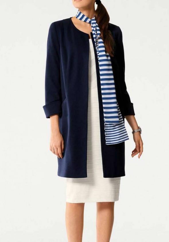 Tamsiai mėlynas paltukas
