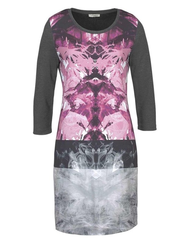 Marga pilka suknelė