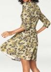 Romantiška gelsva suknelė